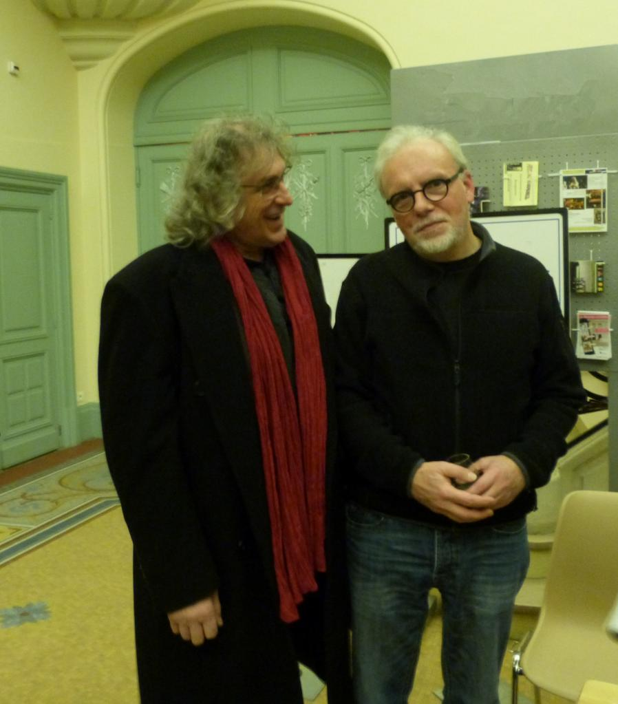 Ged Furugawa et Jean Jacques Milteau