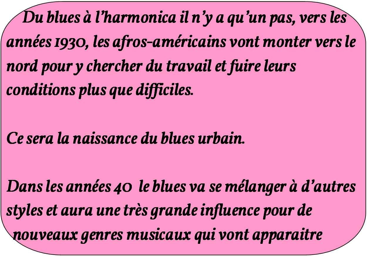 Blues 2 dimanche 2
